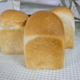 キューブ型で食パン