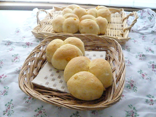 ダブルコーンパン
