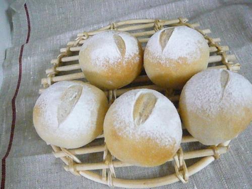 ホシノ酵母シンプルパン