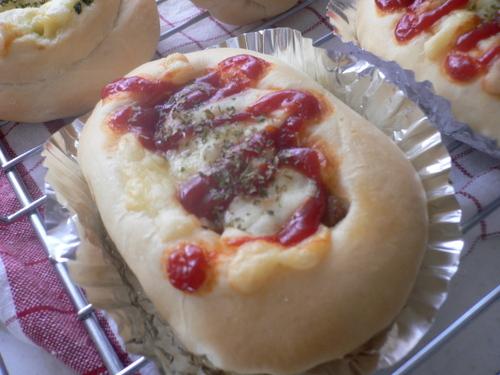 ハンバーグパン